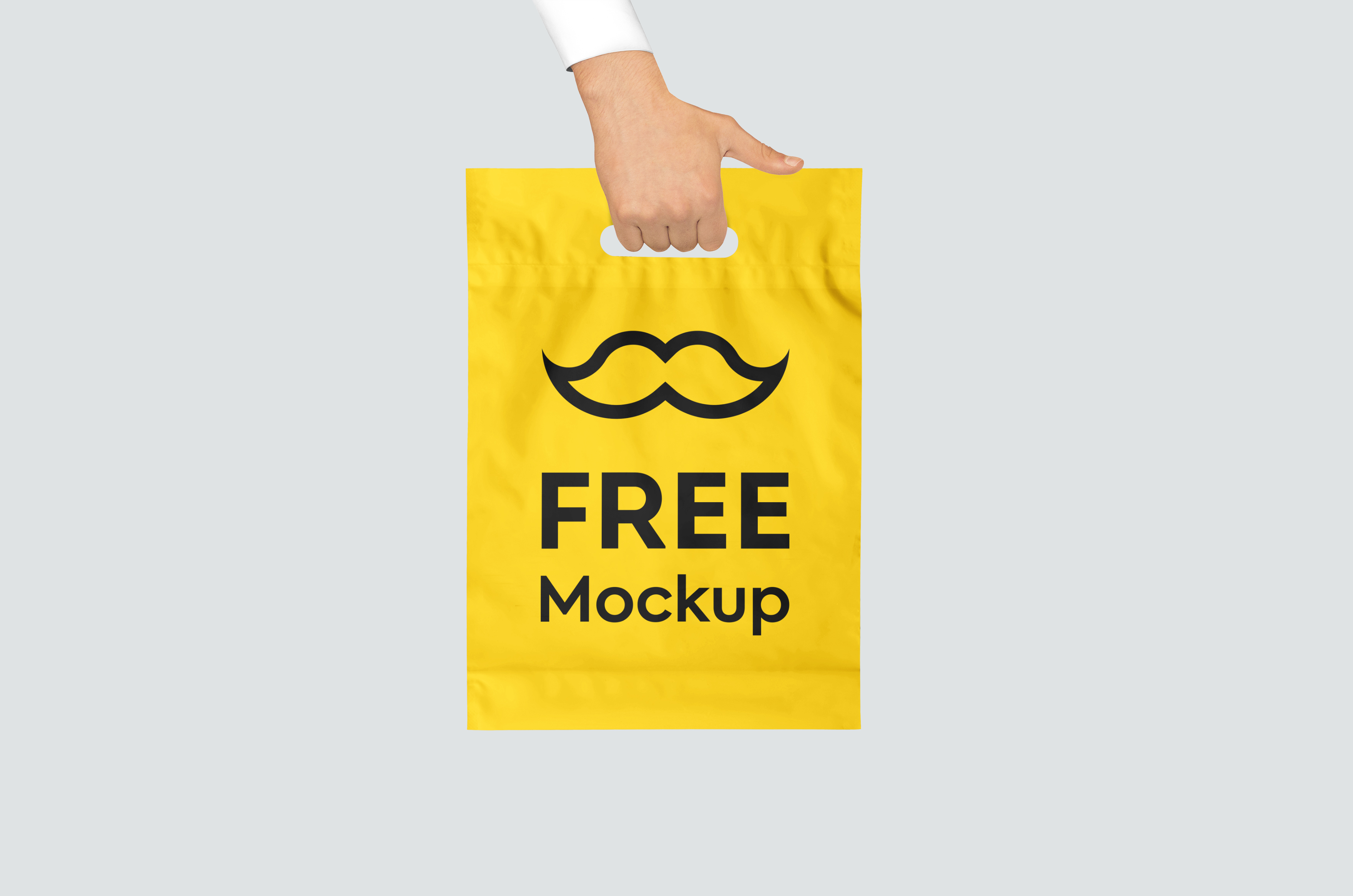 Bag Mockup By Amr Bo Shanab 1 - Free Bag Mockup PSD